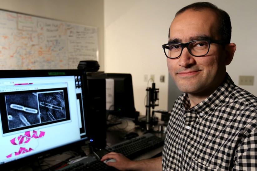 researcher Moh El-Naggar