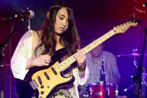 Keri Prather pop music student