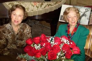The Schoenfeld sisters