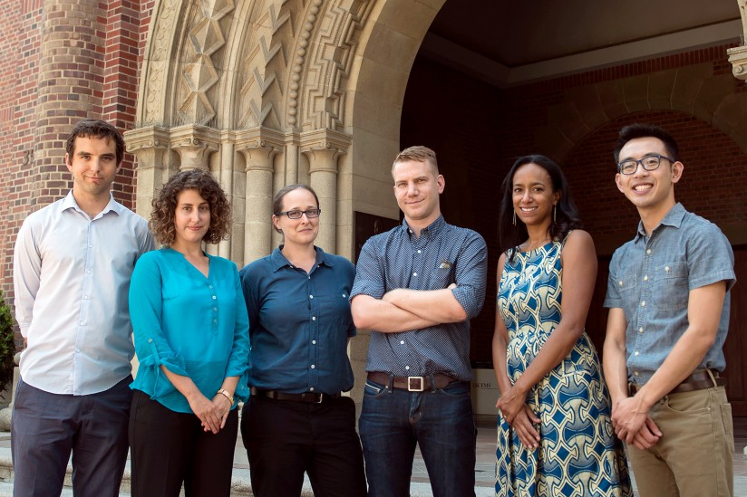 2014 Postdoctoral Scholars in the Humanities