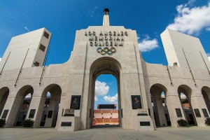 Coliseum stadium. Photo Credit: USC NEWS