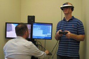 virtual reality research