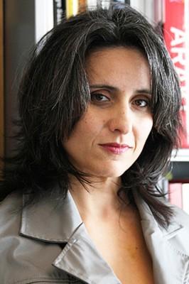 media artist Laila Sakr