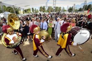 Trojan Marching Band 2014