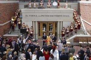 Grand Opening Dauterive Hall