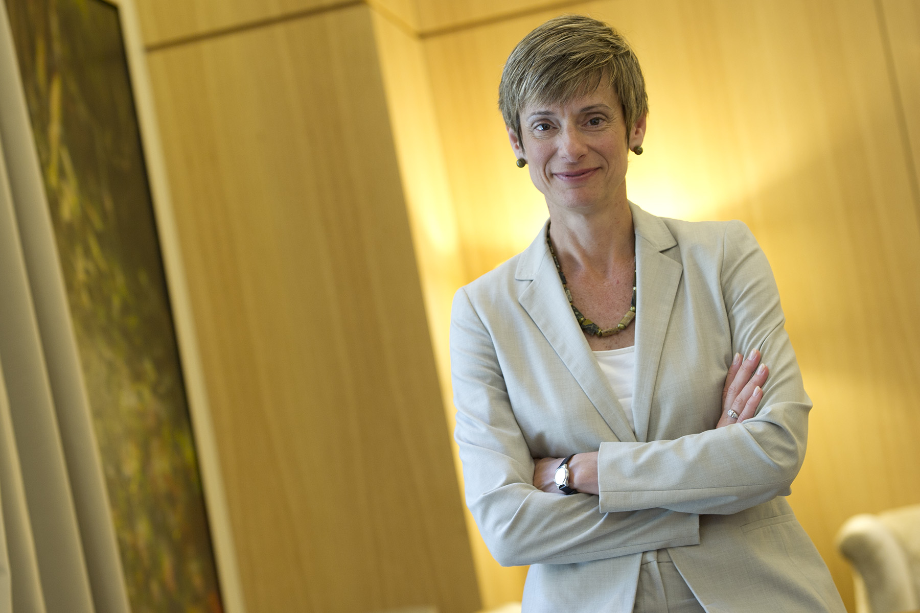 Elizabeth Garrett named president of Cornell University