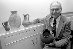 Professor Emeritus Gerald Larue