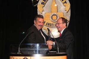 Jack Webb police awards