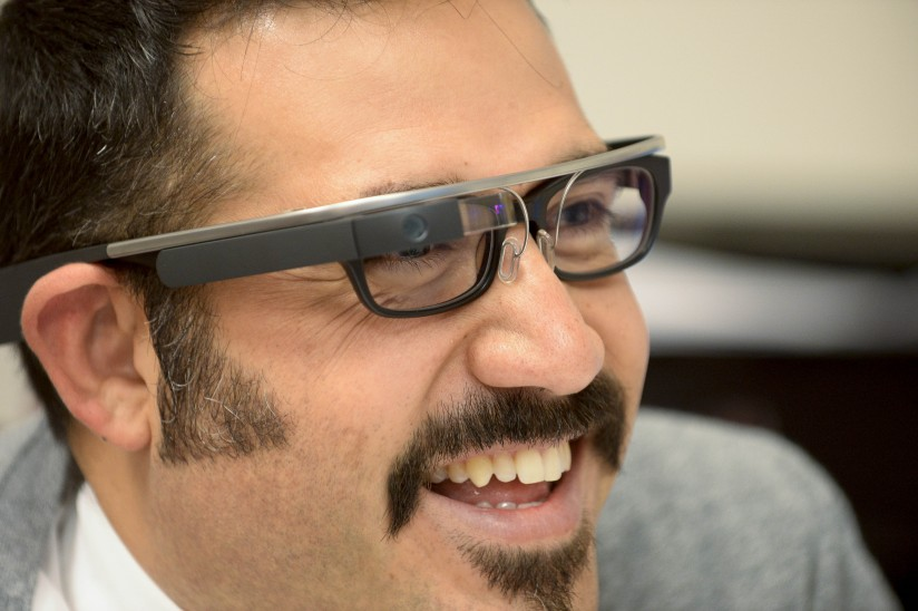 Robert Hernandez Google Glass