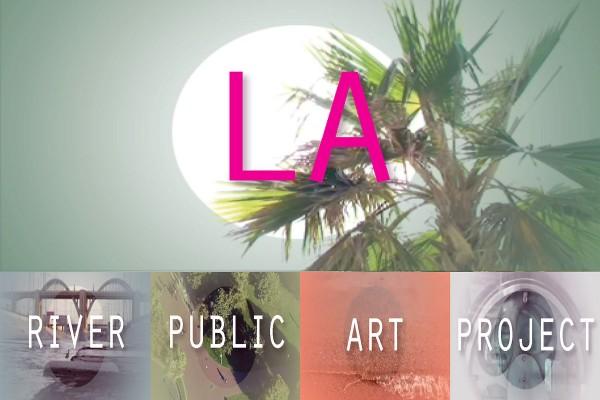 LA River graphic