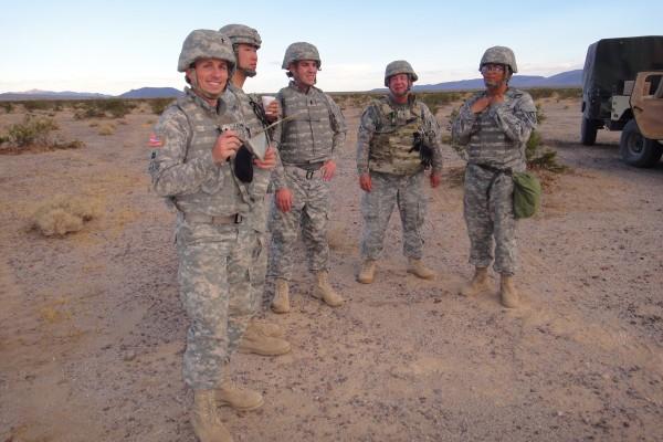 National Guard, Chaplain Nathan Graeser
