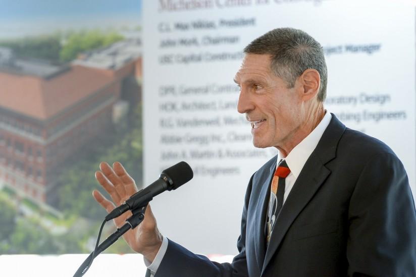 Gary K. Michelson, M.D., USC Michelson Center,