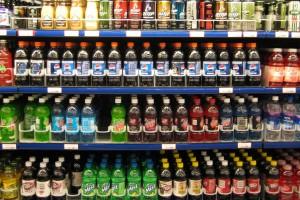 Soft drinks, sodas, sugar