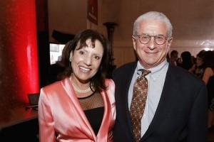 Margee and Douglas Greenberg, USC Shoah Foundation