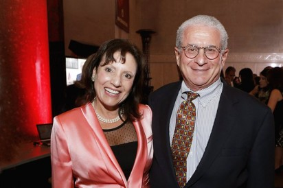 Margee and Douglas Greenberg, USC Shoah Foundation