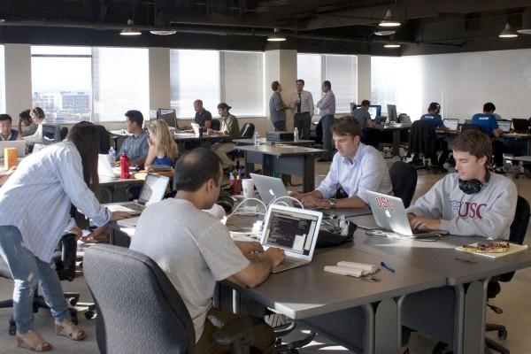 USC Viterbi Startup Garage,