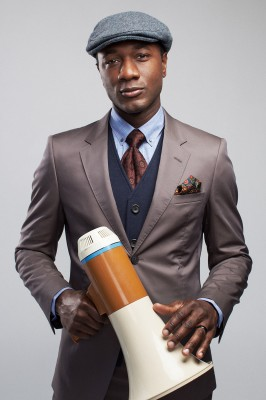 Singer-songwriter and musician Aloe Blacc '01,