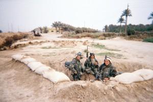 Marine officer Ryan Ottosen,