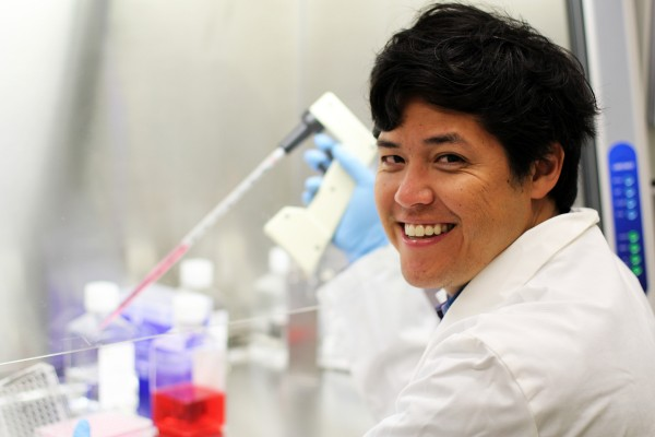 Justin Ichida, stem cells, regenerative medicine, high-throughput screening, Eli and Edythe Broad Center for Regenerative Medicine and Stem Cell Research at USC,
