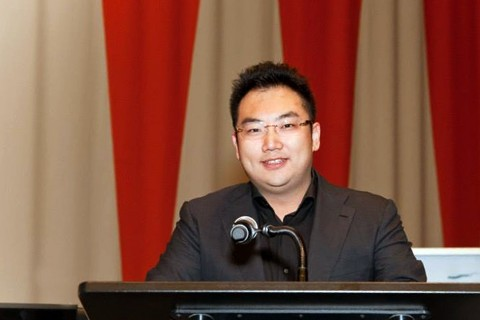 Kevin Xu, alumnus and member of the Asian Advisory Board of the USC Davis School of Gerontology,