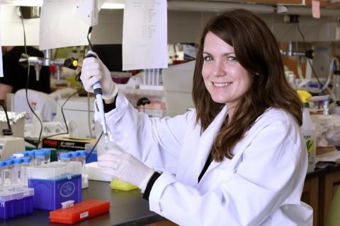 Lori O'Brien, Broad Fellowship, USC stem cell research