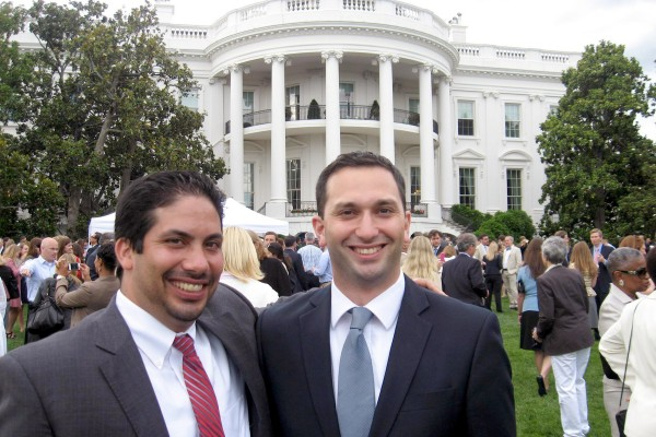 Sam Jammal, alumnus serves as a chief of staff on Capitol Hill.