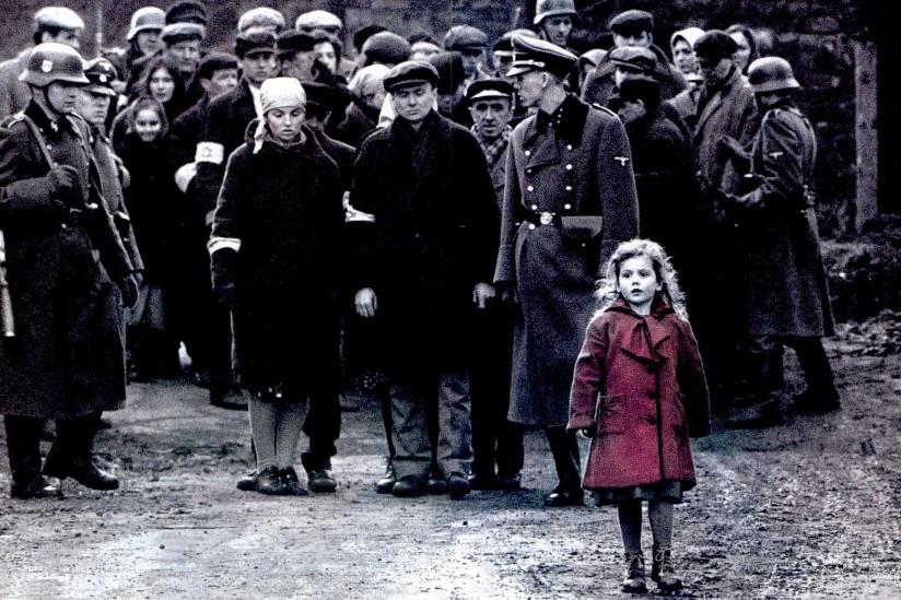 Schindler's List, Steven Spielberg,