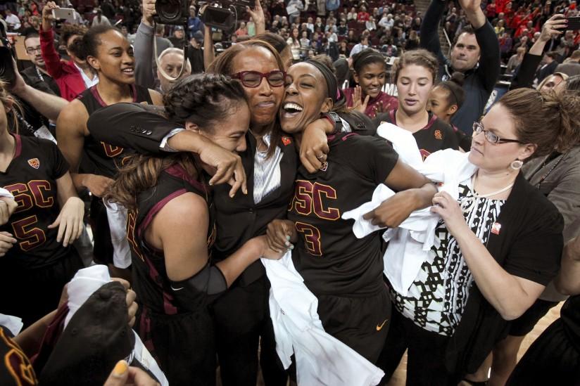 2014 SPORTS_ Women's Basketball, Pac-12 Women's Basketball Tournament