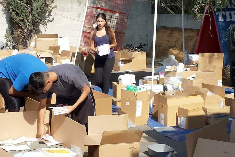 care packages for Armenia