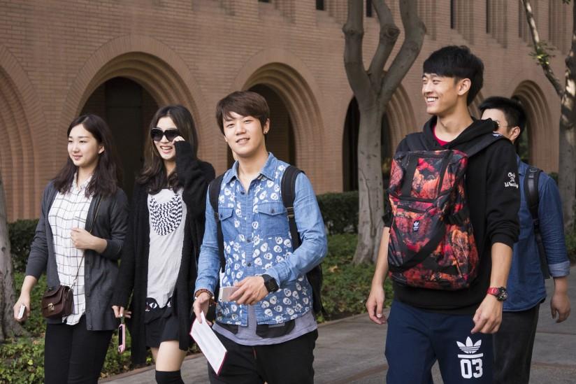 Shanghai Academy students