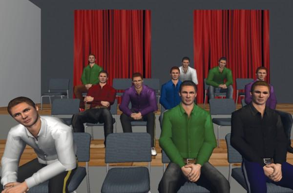 virutal audience
