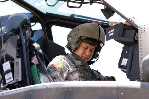 Alumnus Viet Luong, the first Vietnamese-born general officer in the United States military