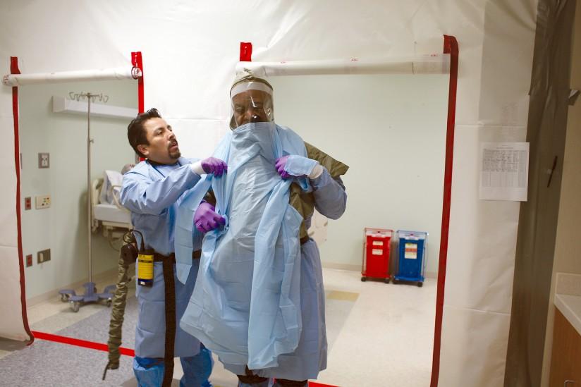 Ebola Response Training