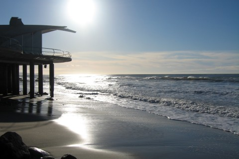 Malibu rising sea levels, USC Sea Grant