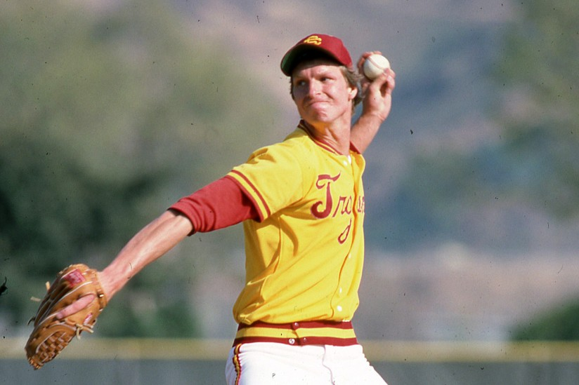 USC baseball great Randy Johnson elected to Hall of Fame ...