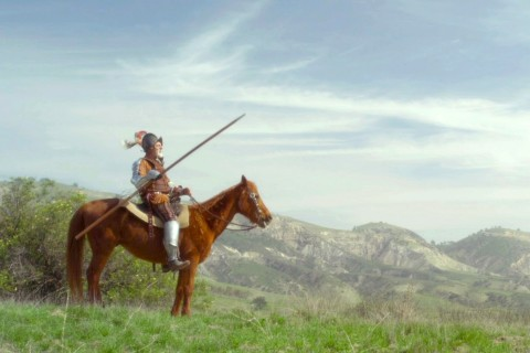 student feature film, Don Quixote.