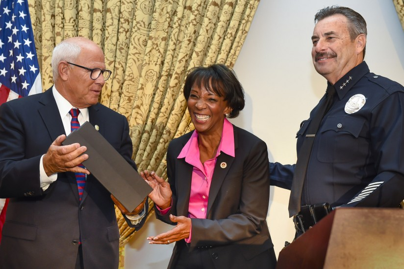 6th Annual Martin Luther King, Jr. Los Angeles Police Department breakfast