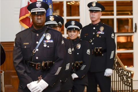 6th Annual Martin Luther King, Jr. Los Angeles Police Department breakfast,
