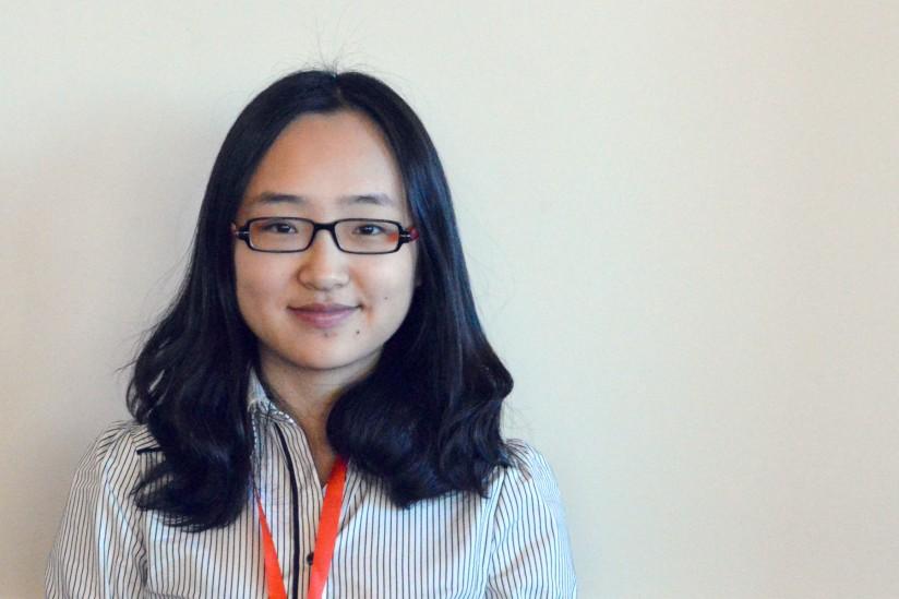 student Qi Yan