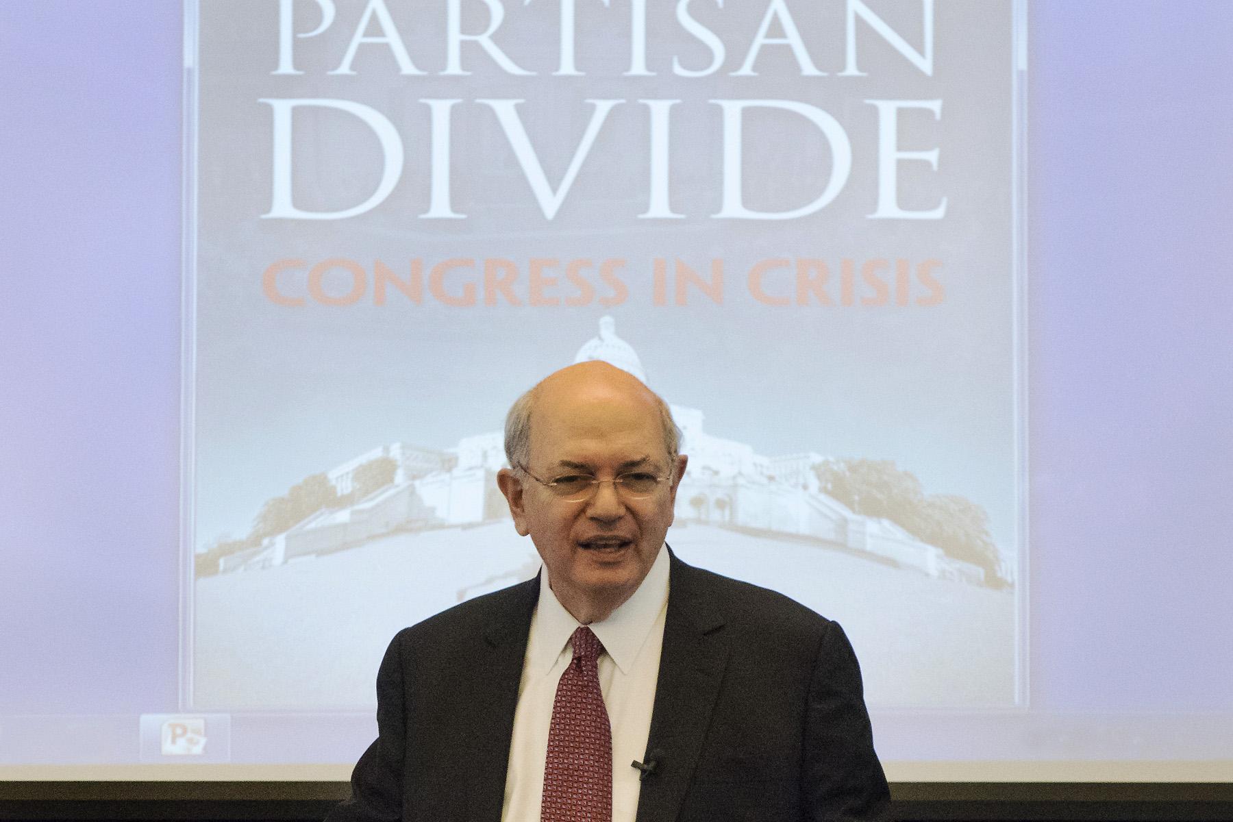 Former Congressmen Martin Frost,