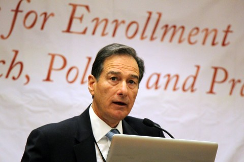 Jerry Lucido, the center's executive director and a professor of research with the USC Rossier School of Education.