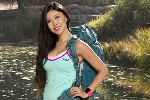 Alumna Jenny Wu, The Amazing Race,