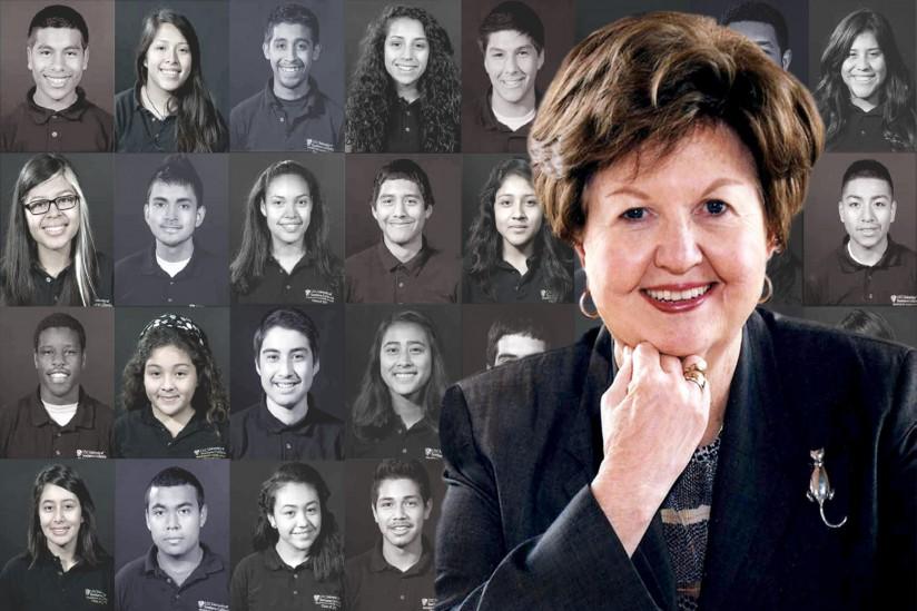 USC Trustee Joan Payden