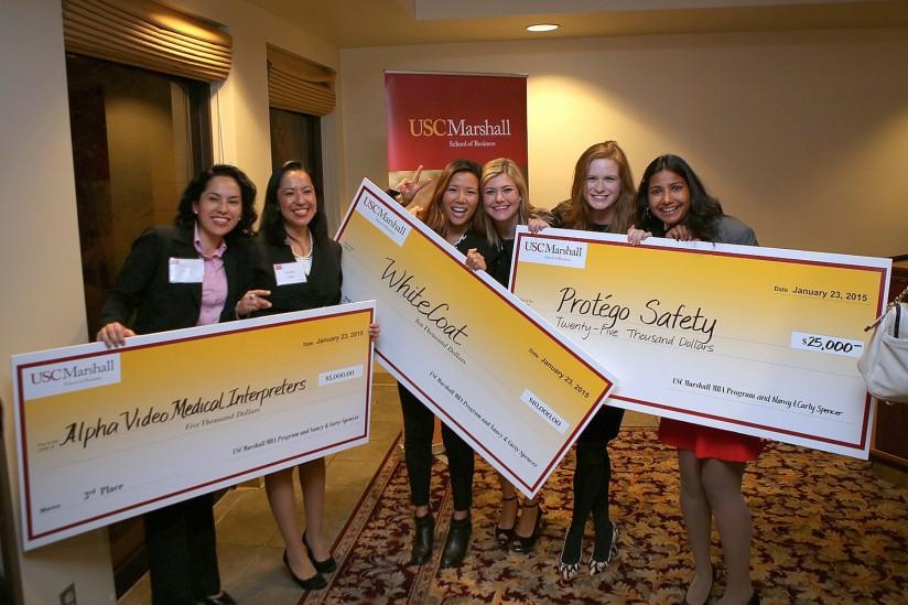 USC Marshall's Graduate Women in Business