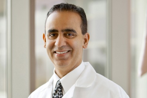 Preet Chaudhary, MD, PhD, chief of the Jane Anne Nohl Division of Hematology and Center for the Study of Blood Diseases at the Keck School of Medicine of USC.