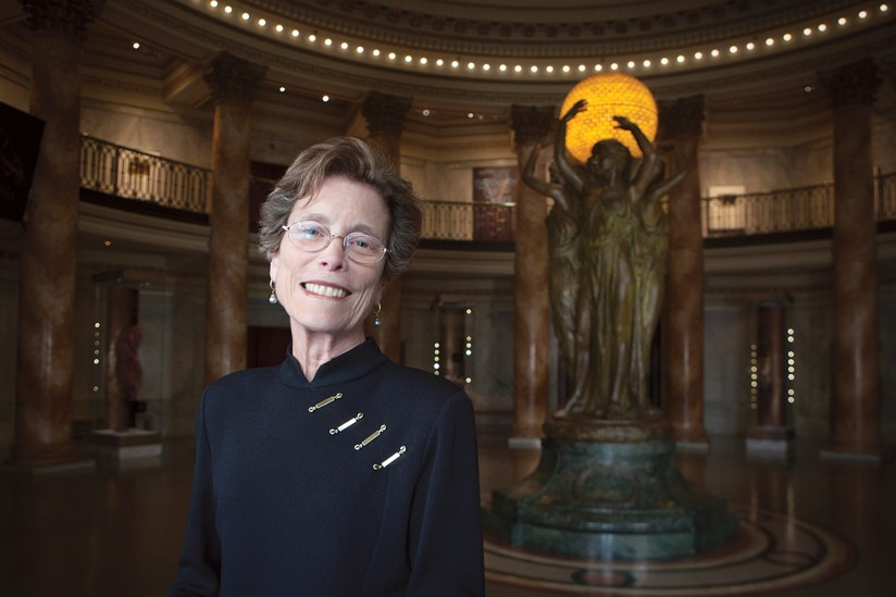 Jane Pisano serves as president and director of the Natural History Museum of Los Angeles County.