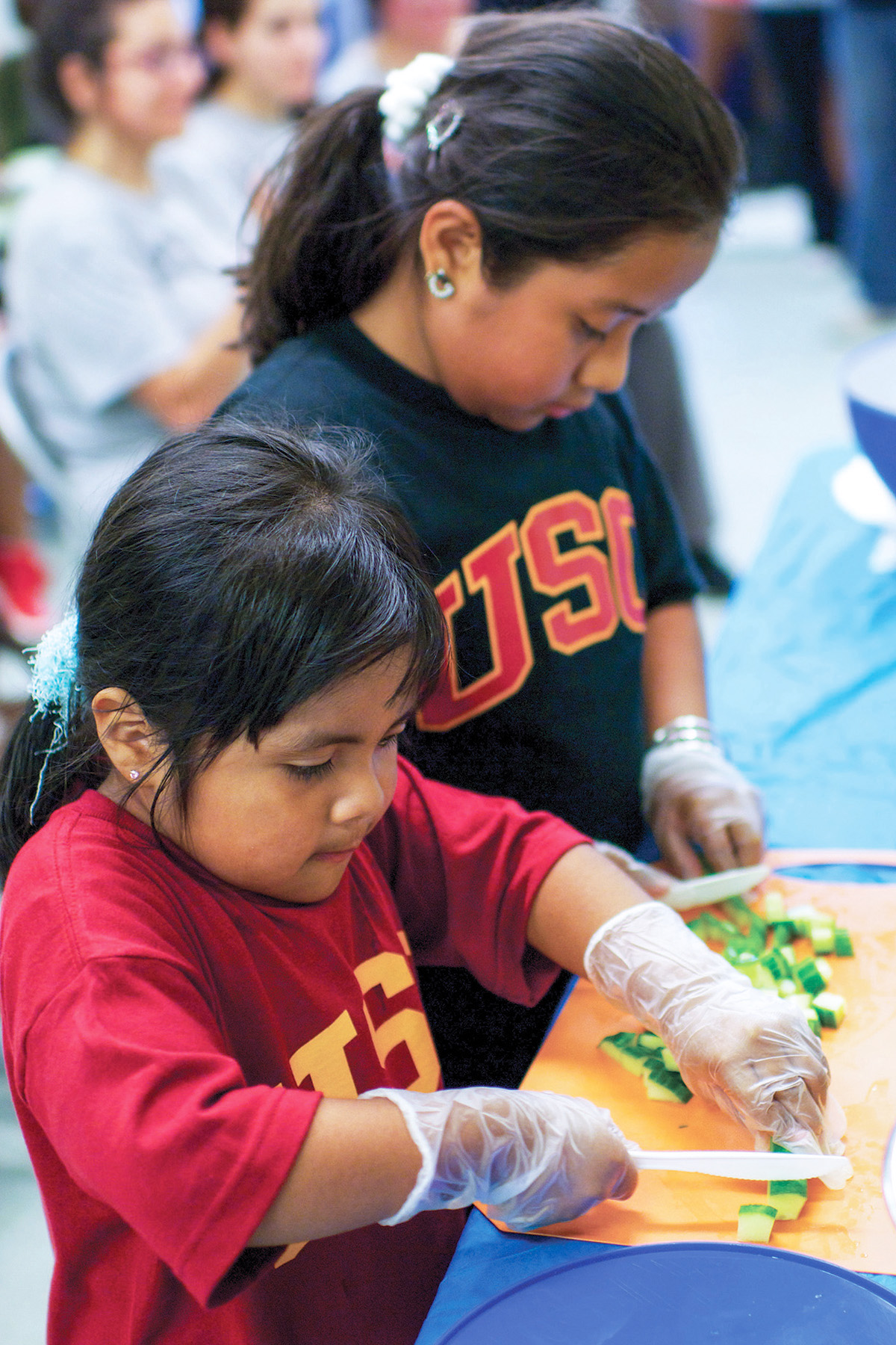 Fit Families program feeds a need for healthier eating