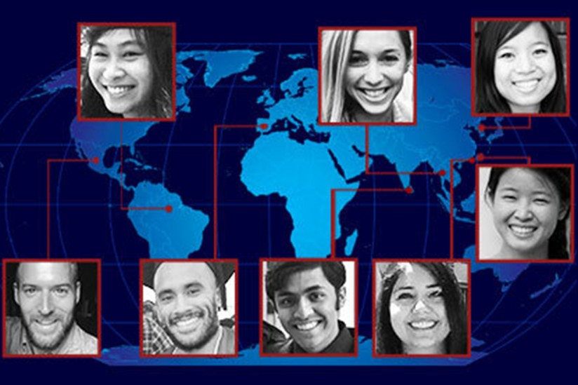 Fulbright Student Grant Recipients