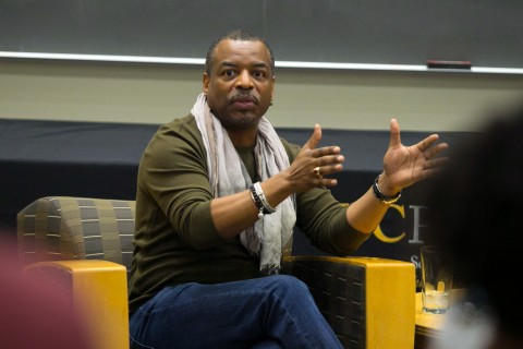 LeVar Burton discusses the importance of storytelling.