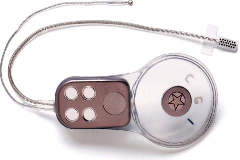 Auditory brainstem implant
